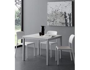 Tavolo quadrato in laminato Majestic quadro La seggiola in Offerta Outlet