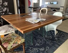 Tavolo quadrato in legno Quadrato in legno Zr in Offerta Outlet