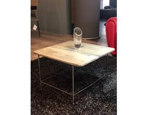 Tavolo quadrato in legno Table-au Baxter in Offerta Outlet