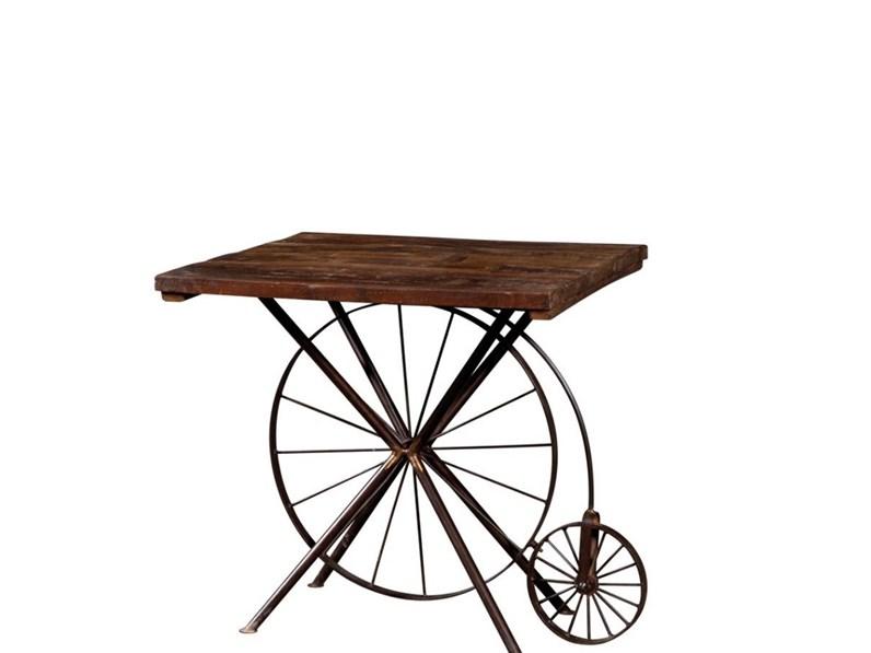 tavolo quadrato in legno tavolo bike nuovi mondi cucine in