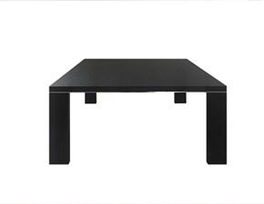 Tavolo quadrato in legno Tavolo fratino zanotta Zanotta in Offerta Outlet