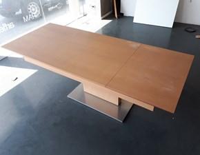 Tavolo quadrato in legno Tisettanta Tisettanta in Offerta Outlet
