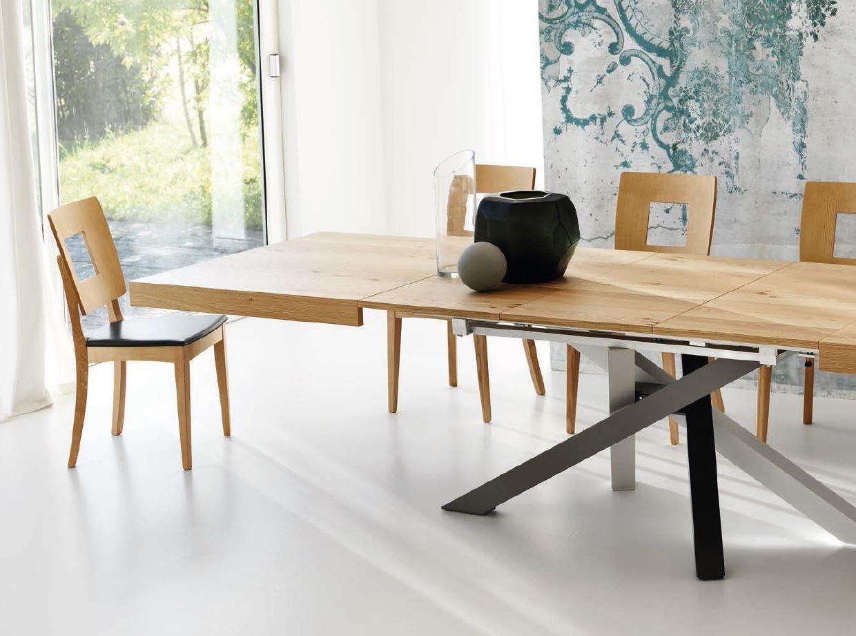 Tavolo quark rettangolare allungabile tavoli a prezzi - Tavolo rettangolare allungabile ...