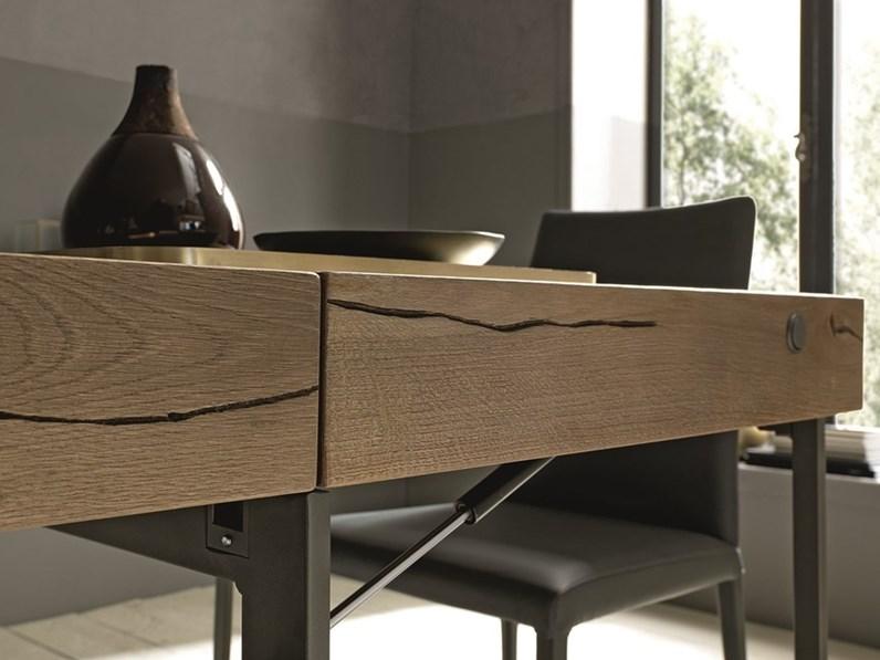 Tavolo rettangolare a quattro gambe davinci ac009 altacom for La forma tavoli