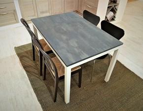 Tavolo rettangolare a quattro gambe Nabil Maxhome scontato