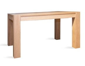 Tavolo rettangolare a quattro gambe Norvegia Artigianale scontato