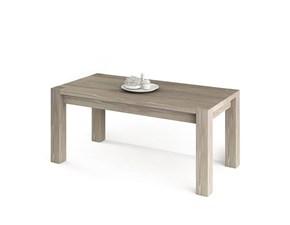 Tavolo rettangolare a quattro gambe Quadre yta1666 Scandola scontato