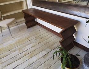Tavolo rettangolare a quattro gambe Sissi Artigianale scontato