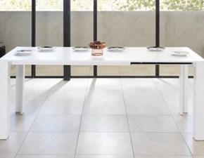 Tavolo rettangolare a quattro gambe Tavolo maxi lini of Md work scontato