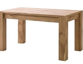 Tavolo rettangolare a quattro gambe Ulisse Gm cucine scontato