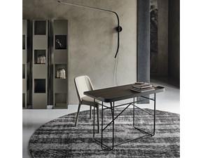 Tavolo rettangolare a quattro gambe Wold wood Cattelan italia scontato