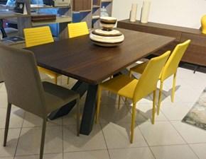 Tavolo rettangolare allungabile Big table allungabile Bonaldo a prezzo scontato