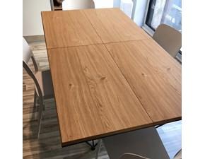 tavolo allungabile allargabile in Rovere