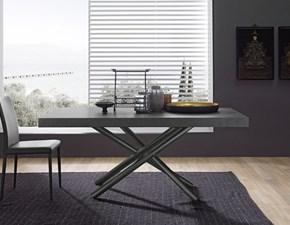 Tavolo rettangolare allungabile Fahrenheit Altacom a prezzo scontato