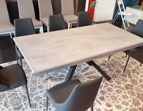 Tavolo rettangolare allungabile Lungo largo et79 Ozzio a prezzo ribassato