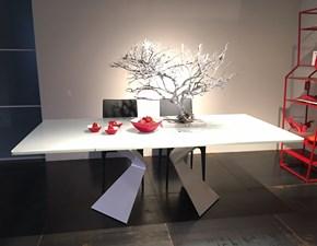 Tavolo rettangolare allungabile Prora Bonaldo a prezzo scontato