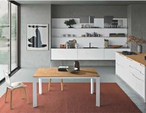 Tavolo rettangolare allungabile Sharp Fgf a prezzo ribassato