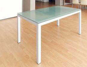 Tavolo rettangolare allungabile Sky Zecchinon a prezzo ribassato
