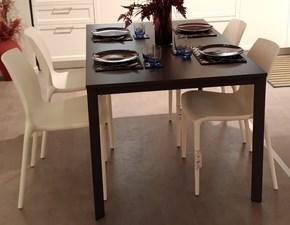Tavolo rettangolare allungabile Tavolo dublino allungabile Bontempi casa a prezzo ribassato