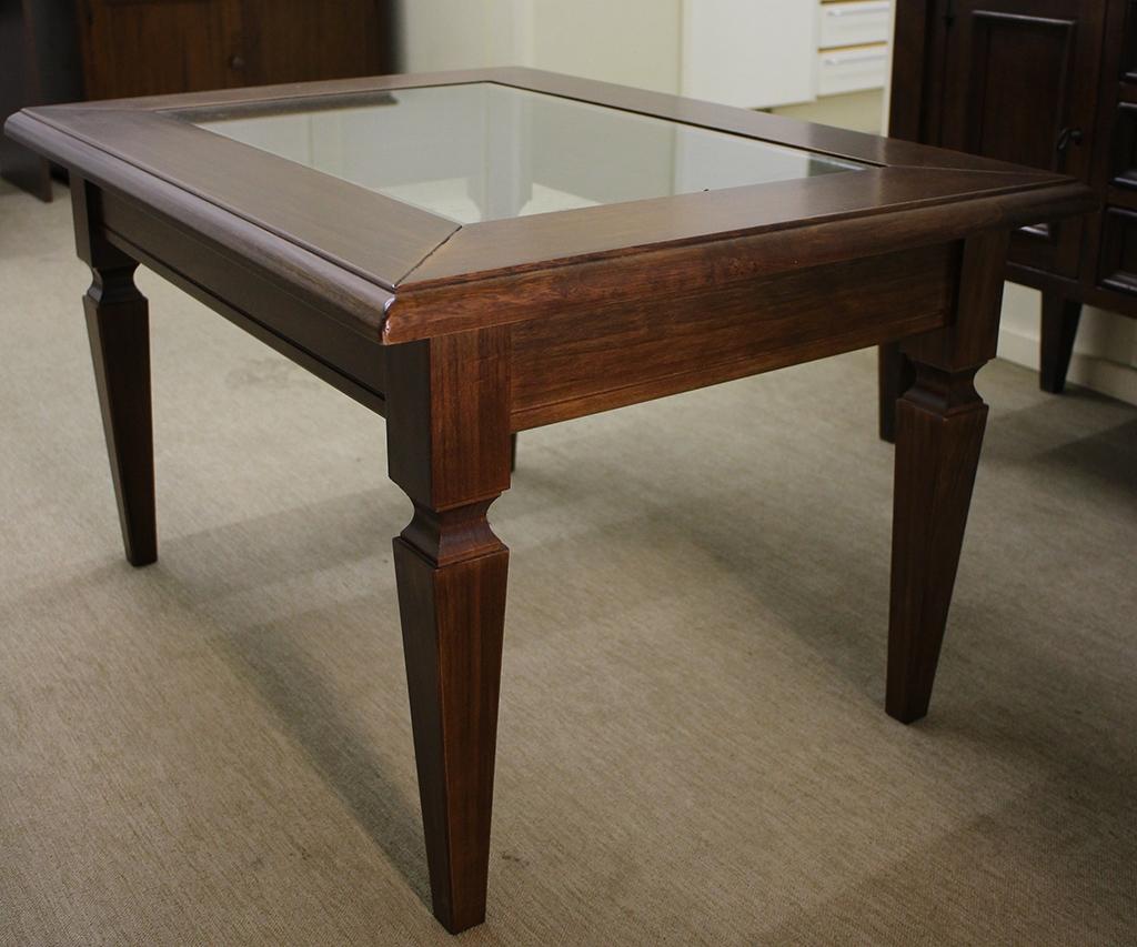 tavolini da salotto stile moderno: tavolo in legno grezzo design ... - Tavolini Da Salotto Rotondi Classici