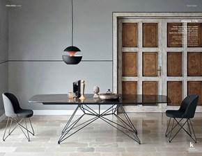 Tavolo rettangolare in ceramica Atlante Friulsedie in Offerta Outlet