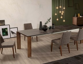 Tavolo rettangolare in ceramica Mottes mobili tavolo dada Artigianale in Offerta Outlet