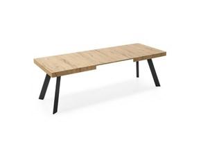 Tavolo rettangolare in laminato Bold Connubia in Offerta Outlet