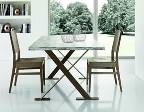 Tavolo rettangolare in laminato Exxtra 180 Gipi in Offerta Outlet
