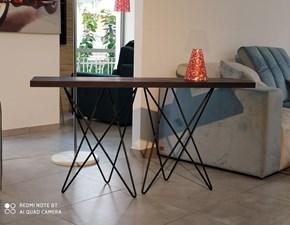 Tavolo rettangolare in laminato Hermes 0/439 Pezzani in Offerta Outlet