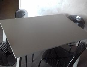 Tavolo rettangolare in laminato Krono 120 Point house in Offerta Outlet