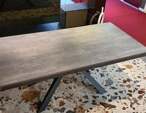 Tavolo rettangolare in laminato Lungo largo Ozzio in Offerta Outlet