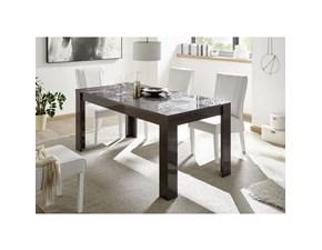 Tavolo rettangolare in laminato Miro' Lc mobili in Offerta Outlet