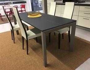 Tavolo rettangolare in laminato  modello My Project di Zamagna in Offerta Outlet