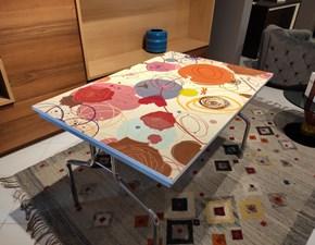 Tavolo rettangolare in laminato Opera 08 Sedit in Offerta Outlet