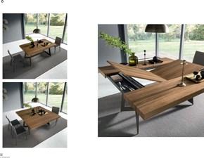 Tavolo rettangolare in laminato Sipario Altacom in Offerta Outlet