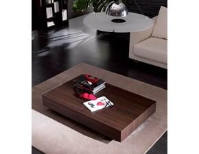 Tavolo rettangolare in legno Box legno Ozzio in Offerta Outlet