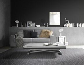 Tavolino trasformabile in tavolo rettangolare Etoile Altacom in Offerta Outlet