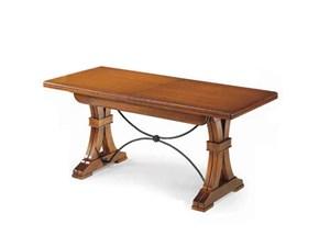 Tavolo rettangolare in legno in Offerta Outlet
