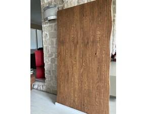 Tavolo rettangolare in legno Massello Artigianale in Offerta Outlet