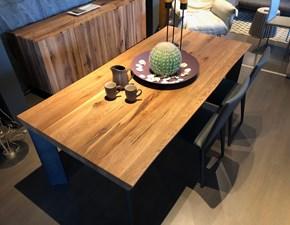 Tavolo rettangolare in legno Master Devina nais in Offerta Outlet
