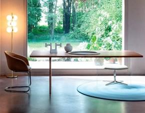 Tavolo rettangolare in legno Smart Devina nais in Offerta Outlet