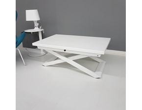 Tavolo rettangolare in legno Sottosopra Calligaris in Offerta Outlet