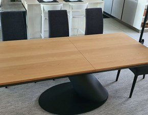 Tavolo rettangolare in legno Thor Ozzio in Offerta Outlet