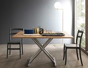 Tavolo rettangolare in legno Universe Altacom in Offerta Outlet
