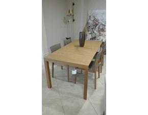 Tavolo rettangolare in legno W-flap Molteni & c in Offerta Outlet
