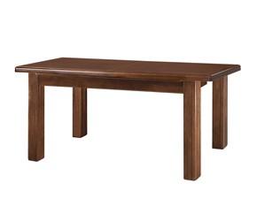 Tavolo rettangolare in legno Z6125 Artigianale in Offerta Outlet