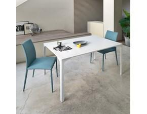 Tavolo rettangolare in metallo Armando Midj in Offerta Outlet