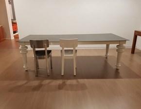 Tavolo rettangolare in metallo Gray 33 Gervasoni in Offerta Outlet