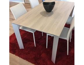 Tavolo rettangolare Scavolini mod. TAI 160 x 90 cm all.