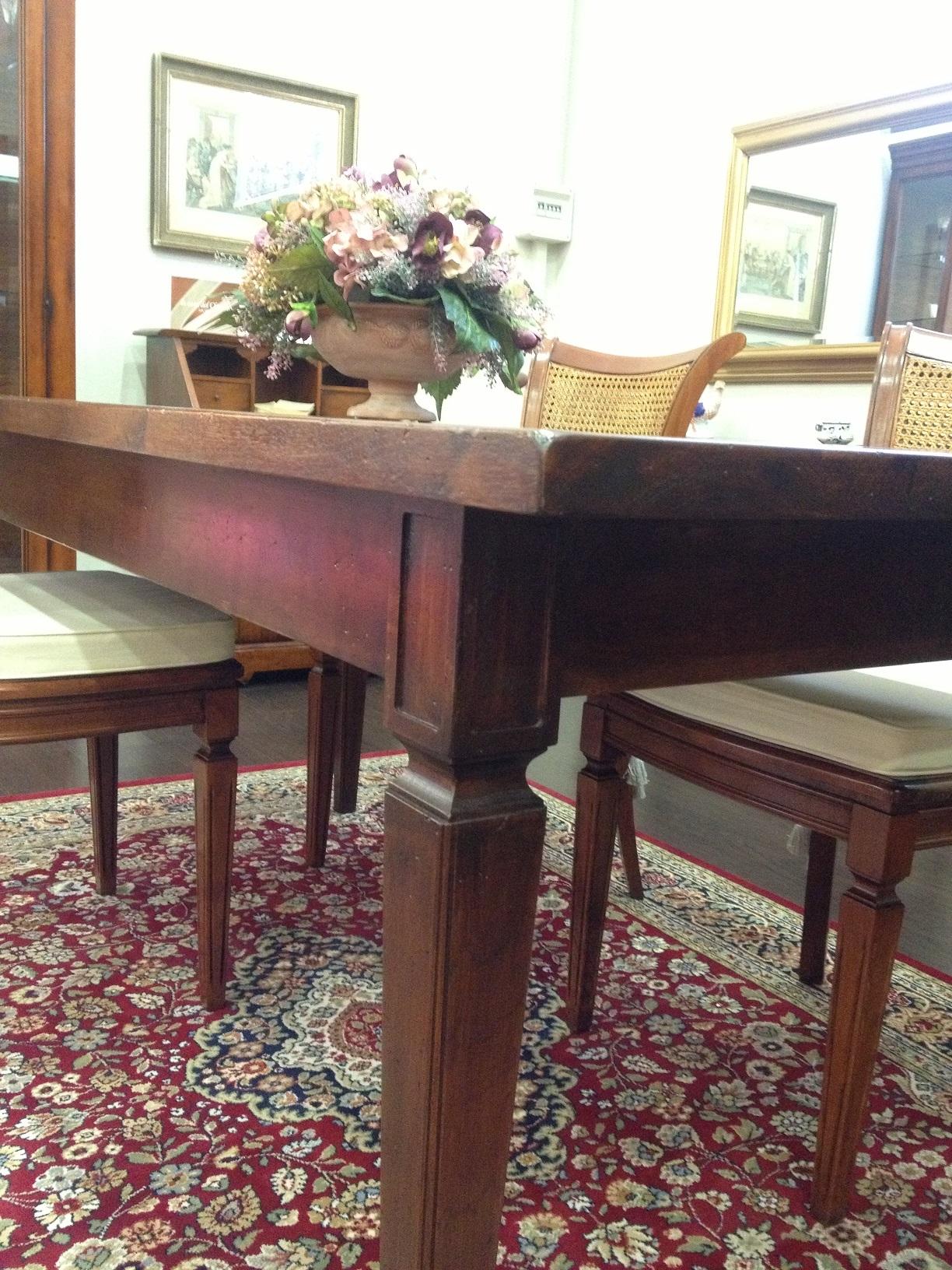 Tavolo rettangolare sconto outlet tavoli a prezzi scontati - Tavolo rettangolare ...